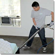 Carpet Cleaning -  Arrowhead Home Services